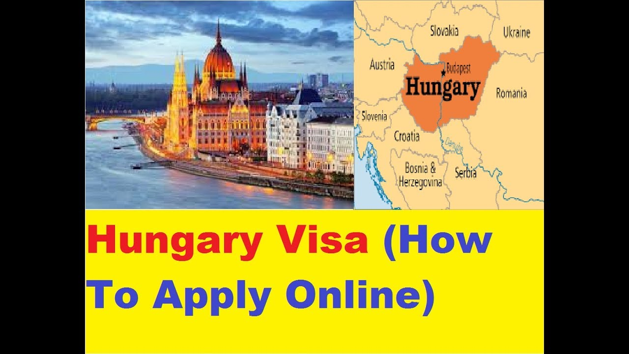 How to get a visa to Hungary - step by step instructions 56