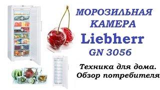 Морозильная камера Liebherr GN/ Обзор потребителя(, 2014-05-12T08:06:55.000Z)