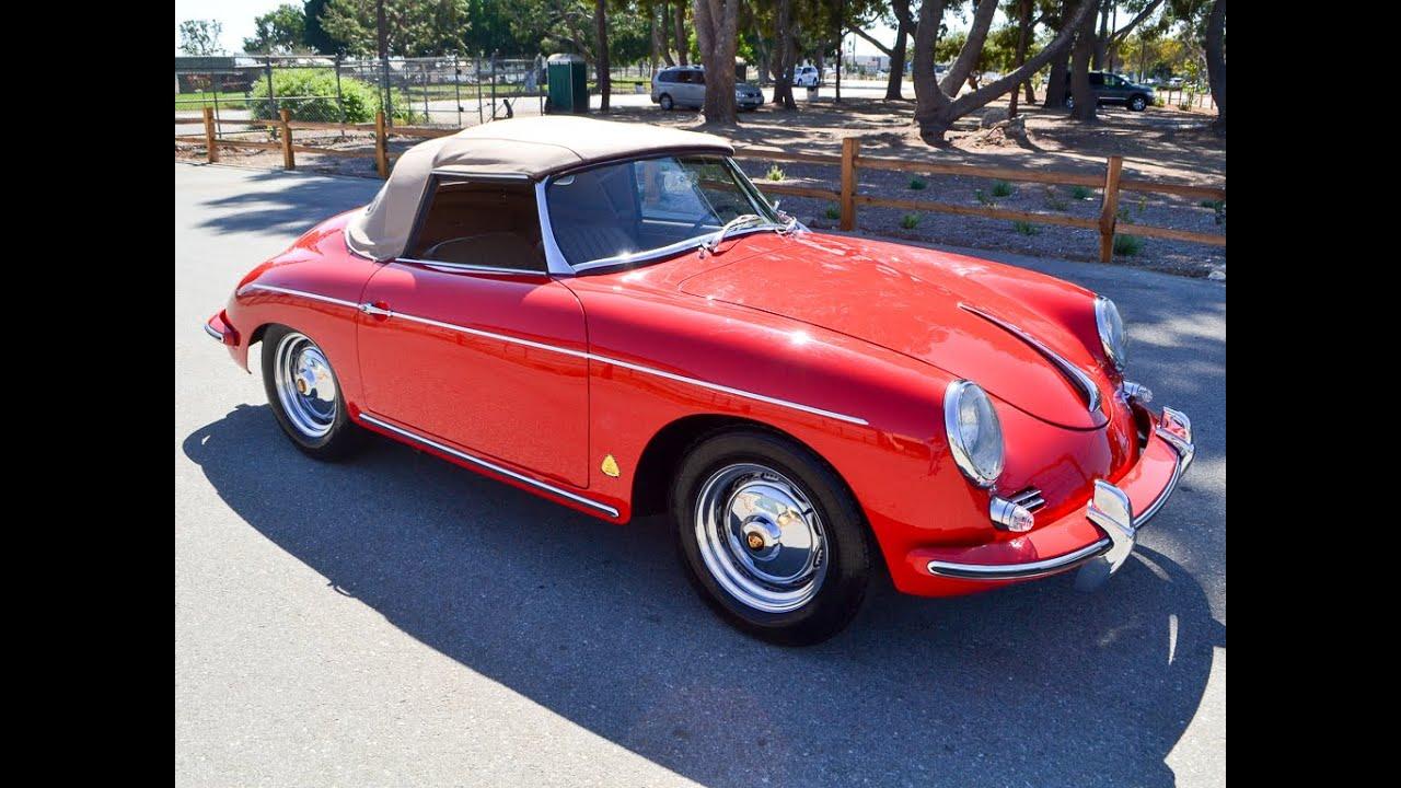 2016 Corvette For Sale >> SOLD 1960 Porsche 356 B Super 90 Convertible for sale by ...