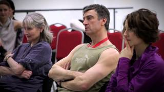 Northern Ballet - Creating