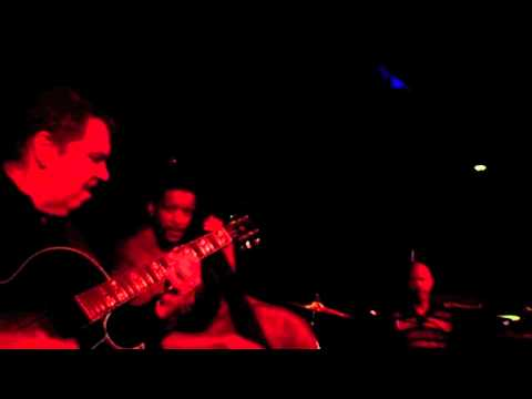 performing with the Peter Lerner Trio - You Are The Sunshine of My Life
