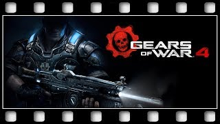 "Gears of War 4 ""GAME MOVIE"" [GERMAN/PC/1080p/60FPS]"