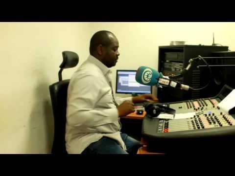 Hip Hop Ecclesia MC's na Radio Enissora catolica de Angola