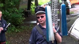 Cold Water Challenge 2014  Tambourkorps Rüthen