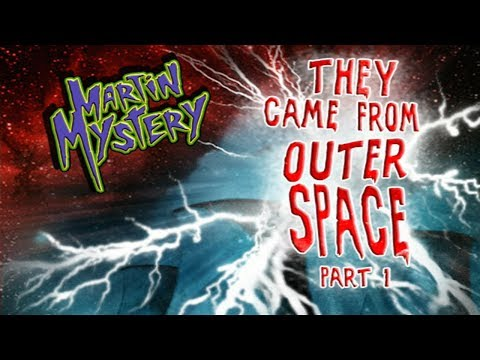 They Came From Outer Space: Part 1  FULL EPISODE  Martin Mystery  ZeeKay