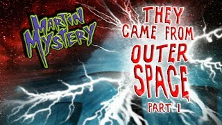 They Came From Outer Space (part one) | Episode 27 | Martin Mystery | Full Episodes | ZeeKay