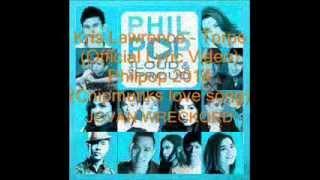 05.Torpe - Kris lawrence Official Lyric Video Philpop 2014 (Chipmunks love song)