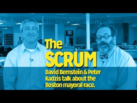 The Scrum 08/15: Outside Money In The Boston Mayoral Race