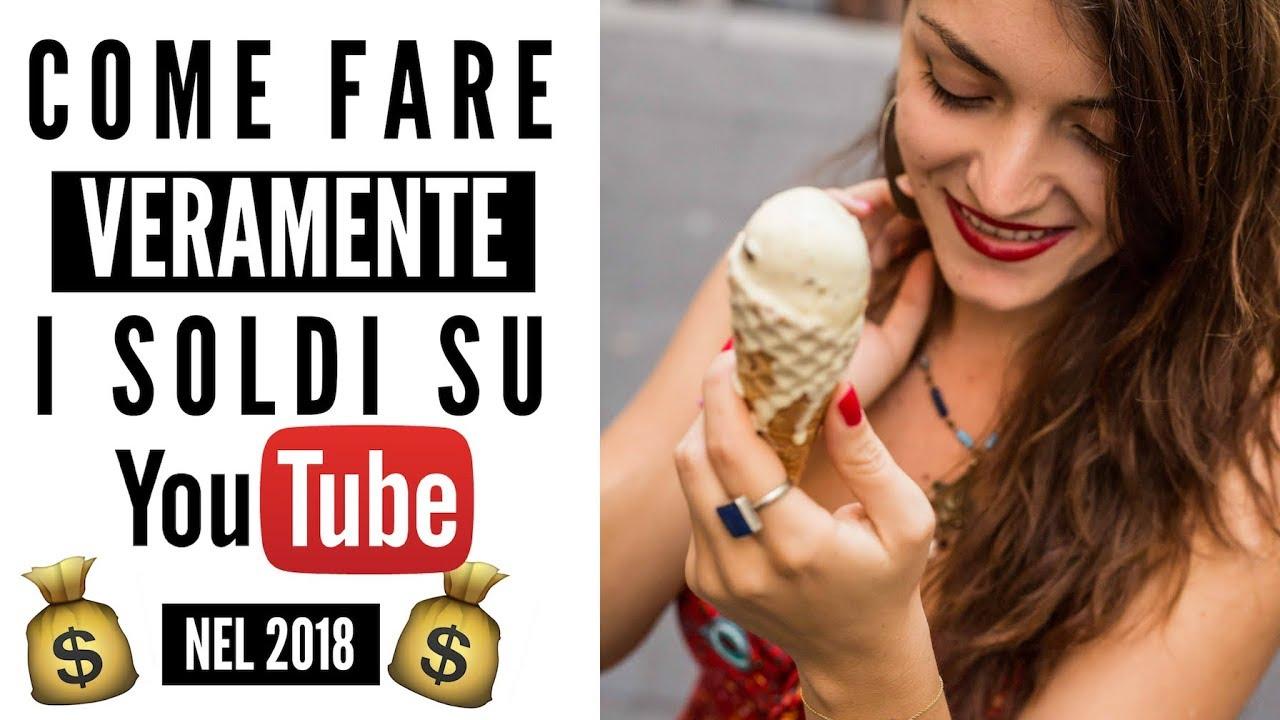 fare soldi su youtube