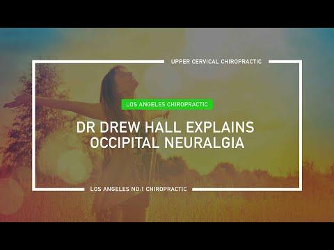 Dr Drew Hall Explains Occipital Neuralgia