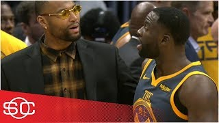 Video Stephen A. questions if Draymond Green-Kevin Durant incident will impact Warriors | SportsCenter download MP3, 3GP, MP4, WEBM, AVI, FLV November 2018