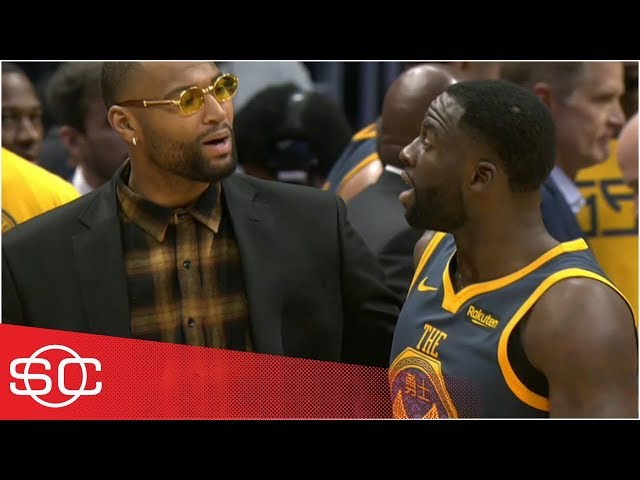 Stephen A. questions if Draymond Green-Kevin Durant incident will impact Warriors | SportsCenter
