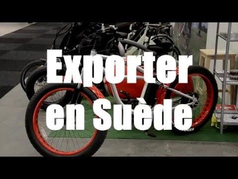 Exporter en Suède - l'exemple de la PME Bimp'Air