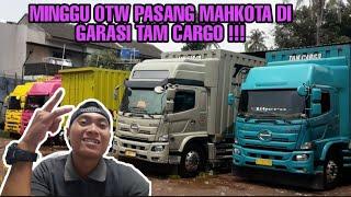 MINGGU OTW GARASI TAM CARGO BAMBU APUS JAKARTA  !!!