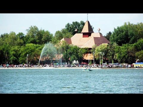 Palićko jezero (Lake Palic, Serbia)
