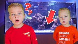 OUR FISH WENT MISSING! 😔 (What Happened??)