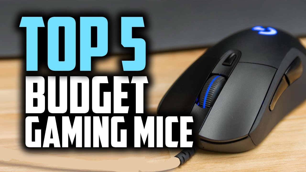 8f7716b941c Best Budget Gaming Mice in 2018 - Which Is The Best Budget Gaming Mouse?