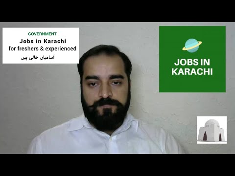 How to find Jobs in Karachi and apply online
