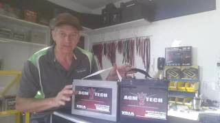 Sealed Deep Cycle Battery San Diego