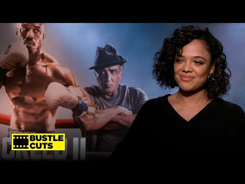 Tessa Thompson On Her Musical Contributions To 'Creed II' | Bustle Cuts