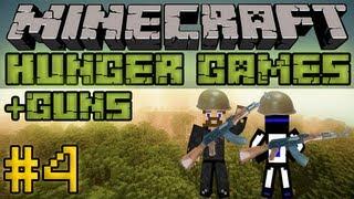 видео: Разборки на грув стрит - Minecraft Hunger Games #4 [+guns] [LastRise]