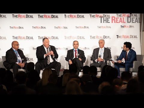 TRD NY Showcase & Forum 2018: Union vs. Nonunion Building (Panel 1)