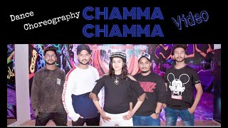 Chamma Chamma Official Song - Fraud Saiyaan | Dance Choreography RCGDI | Neha Kakkar-Ikka-Rommy