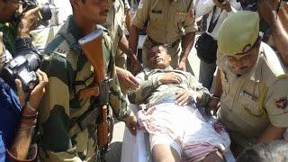 Ceasefire Violation In Hiranagar - One BSF Jawan Injured