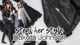 Steal her style: Dakota Johnson!