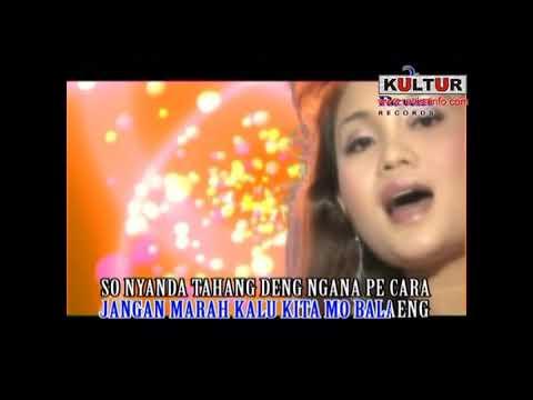 Lagu Manado Populer Sepanjang Masa //NYANDA TAHANG// Voc. Isty Julistry