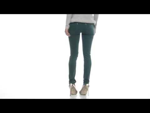 MiH Jeans - Breathless Low Rise Skinny Jean  SKU:#8058664