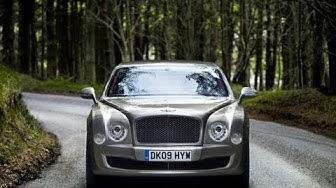 Bentley Mulsanne, l'héritage en bonne et due forme