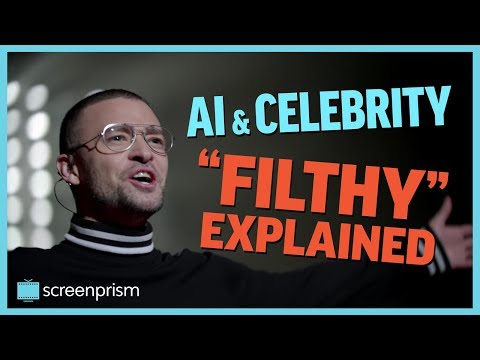 "Justin Timberlake's ""Filthy"" Video Explained: AI and Celebrity"