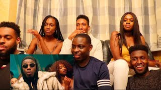 Zie Zie - Fine Girl ( REACTION VIDEO ) || @Official_ZieZie @ubunifuspace