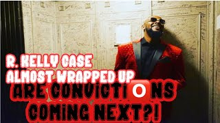 R Kelly C🅰️SE Almost Wrapped Up! Are C🅾️NVICTI🅾️NS coming Next!?