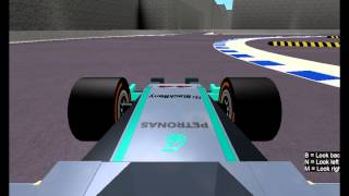 [ROBLOX] F1: The Hangout 2015 - Mercedes at New Jersey (Short Montage)