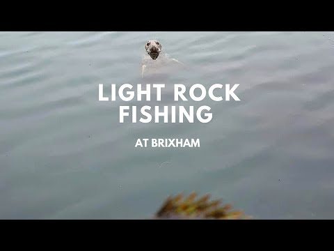 Light Rock Fishing At Brixham