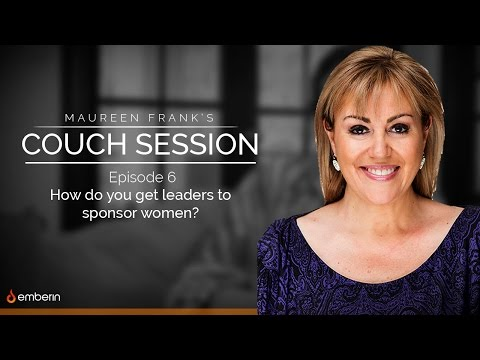CouchSessions Ep6 : How do you get leaders to sponsor women?