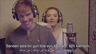 Sinan Akçıl  Demet Akalın  vazgeçilmezim  (..الاغنية التركية  (مهجورة بعيدة كل البعد