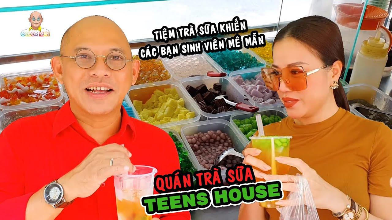 Food For Good #575: Teens House không chỉ trà sữa ngon mà chị chủ còn rất dễ mến các bạn ạ