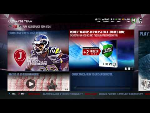 How to Make Coins 100,000 in 30 minutes!!! Football Outsiders! Madden 17