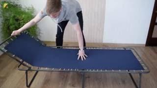 Раскладушка «Ретро». Обзор раскладушек и раскладных кроватей