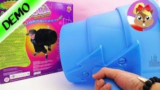 Jak kogoś NAPRAWDĘ wkurzyć? | AIRZOOKA - rażąca bazooka powietrzna | Baw się ze mną