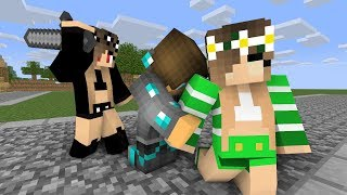 Diamond man life 14 - Minecraft Animations