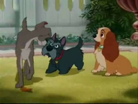 Dogs From Lady And The Tramp