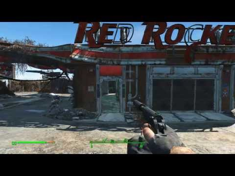 Fallout 4 узнать id npc