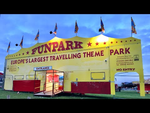 Funpark Basingstoke Vlog 8th June 2018
