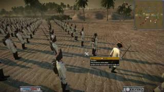 Napoleon Total War battle - Ottomans vs Spain