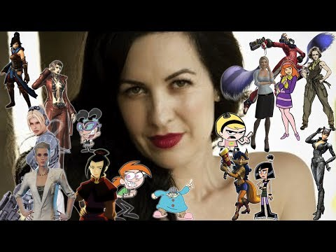 """The Many Voices of """"Grey DeLisle"""" In Video Games"""