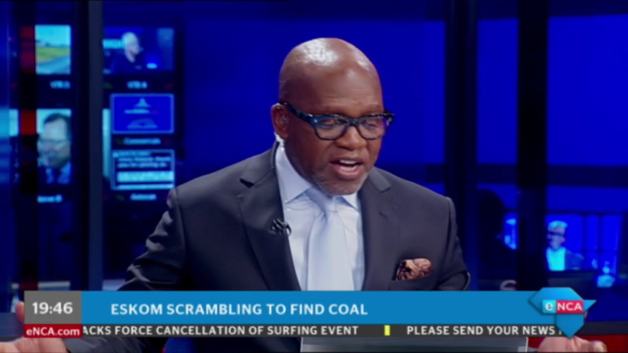 The coal crisis at Eskom worsens, with more than a quar